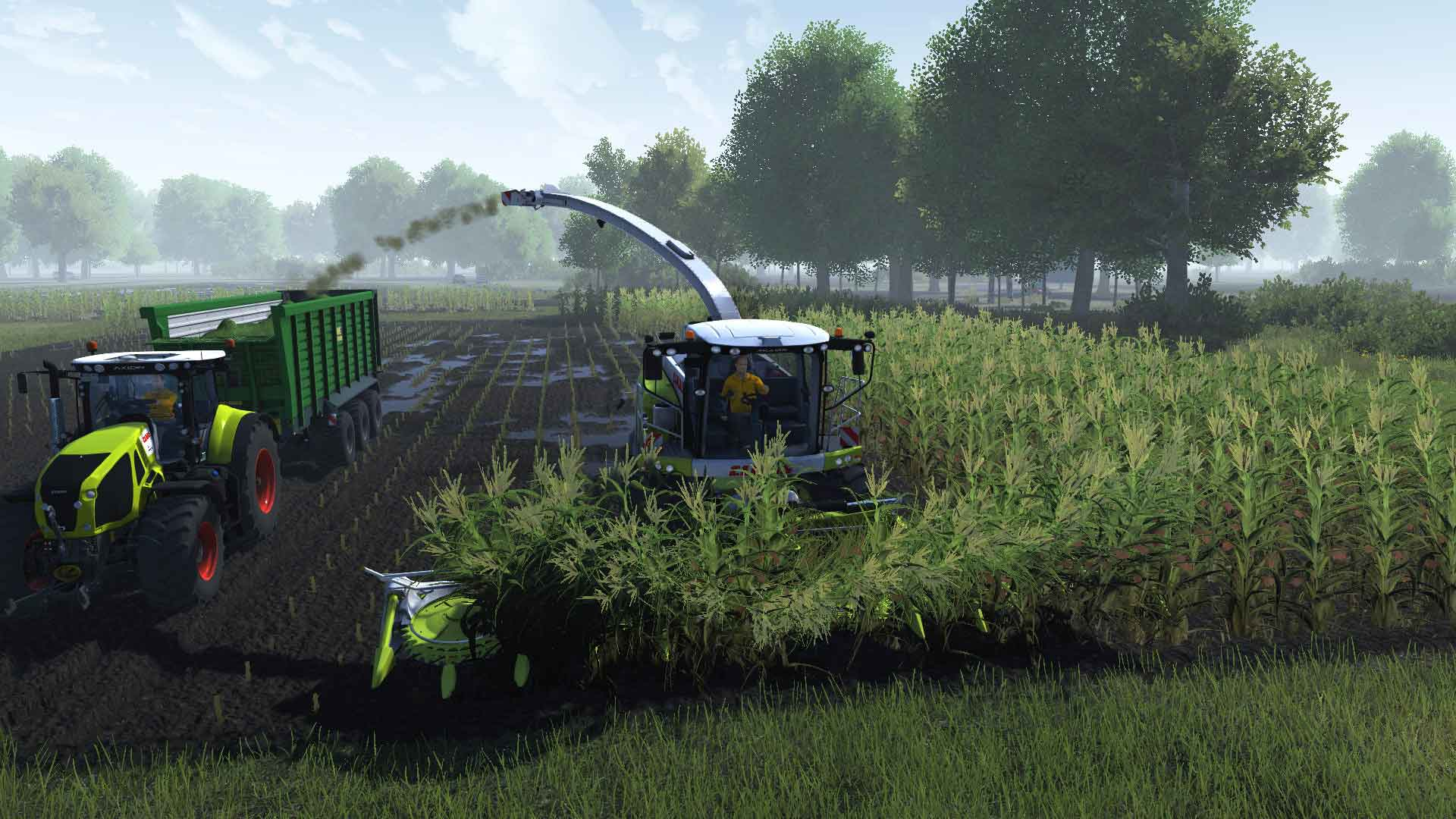 FS 21 Screenshot